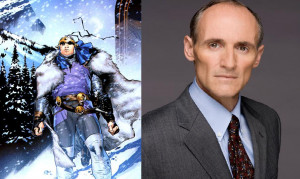Colm Feore Teases His Secret Role Thor Movie