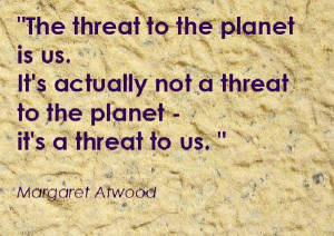 Best Earth Friendly Quotes