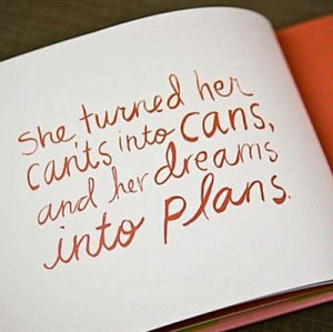can, dream, inspirational, my dreams, quote, quotes, text, words ...