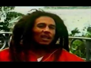 bob marley smoking weed quotes. Bob Marley Interview in New