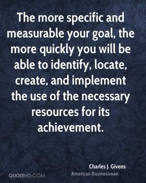 ... , The More Quickly You Will Be Able To Identify - Achievement Quote