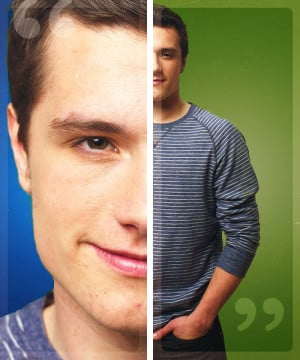 Home Quotes Quotes From Josh Hutcherson