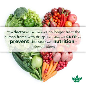 ... nutrition.