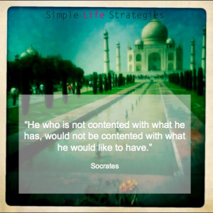 Wisdom from Socrates : Inspiring Quotes