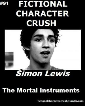 Simon lewis - the city of bones