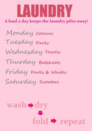 Hate Doing Laundry I hate doing laundry,