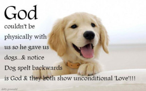 Unconditional dog love quotes