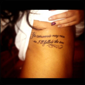 Rib Cage Bible Verse Tattoos | Tattoos Gallery