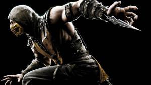 Mortal Kombat Scorpion X
