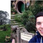 New Zealand Hobbiton credit David Archuleta