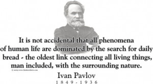 Design #GT214 Ivan Pavlov - It is not accidental