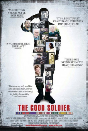 The Good Soldier Movie Poster