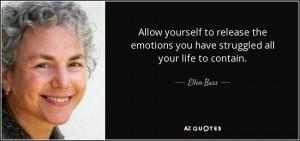 Ellen Bass Quotes