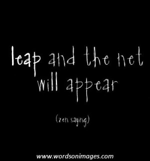 Inspirational quotes zen sayings