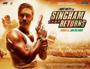 Singham Return Hindi Movie Famous And Popular Hits Dialogues / Ajay ...
