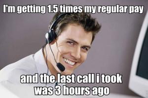 funny call center jokes