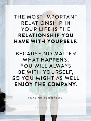 Diane von Furstenberg's Best Quotes Ever to Inspire an Amazing 2015