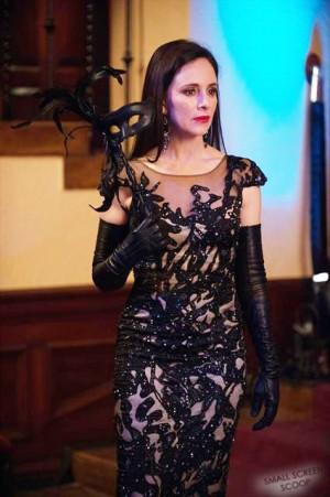 Victoria Grayson on Revenge, seen on Small Screen Scoop