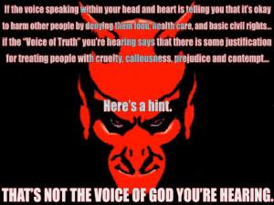 Christian Hypocrisy Quotes Christian hypocrisy. via melaina ~ h