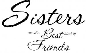 Funny Sister Poems And Quotes