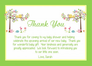 Gallery of Ideas for Baby Shower Card Sayings