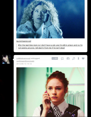 doctor who amy pond river song dashboard coincidence