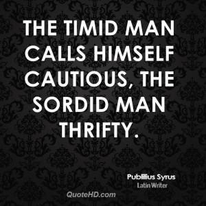 Publilius Syrus Quotes