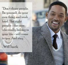 Nice Quote by Will Smith….:-) | best stuff