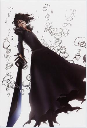 Tensa Zangetsu Bleach Anime