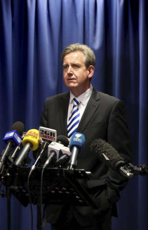Former premier Barry O'Farrell quit over ICAC allegations. sasha@ ...