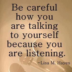 Here are three ways that you can improve your self-talk.