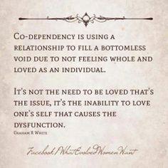 bpd and codependency -- writings by aj mahari