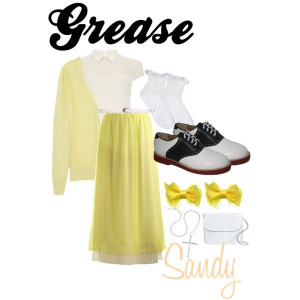 Grease; Sandy