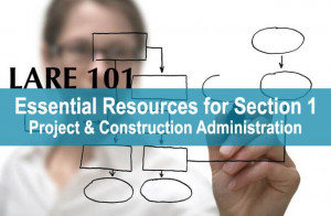 Resources for Section 1 Project & Construction Administration ...