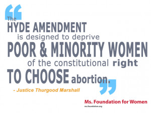 ... of the constitutional right to choose abortion