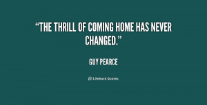 Quotes About Coming Home