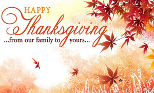 Thanksgiving Day 2014 Quotes to Express Gratitude (Happy, Funny ...