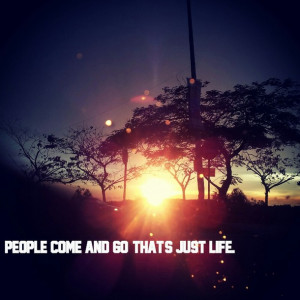 cute, love, one life, pretty, quote, quotes, sunset