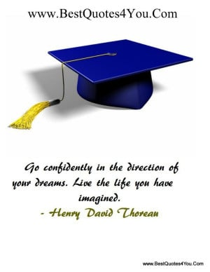 25+ Great Graduation Quotes
