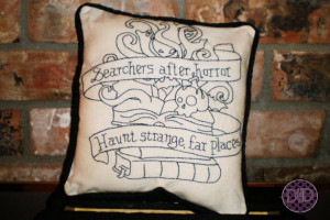 HP Lovecraft (The guy who created Cthulhu) Quote Pillow. $20 Approx ...