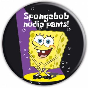 Spongebob Bad Quotes Spongebob squarepants badge