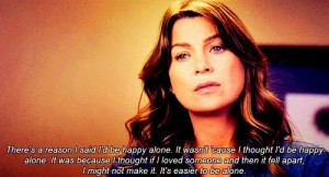 Grey's Anatomy )