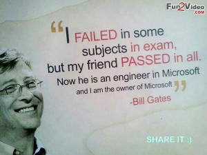 Believe in Yourself Bill Gates Quote Which Will Guide You How To ...