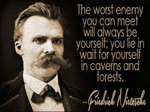 Top Best Quotes By Philosopher Nietzsche That Will Wake You Up