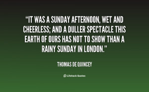 Quotes About Sunday
