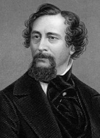 Charles Dickens and his work depicting the Industrial Revolution