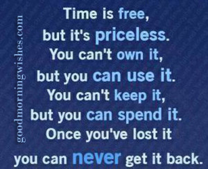 Real Time Quotes, Hard Time Quotes, Good Morning Time, Time Quotes ...