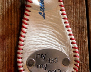 Baseball Keychain Great gift for Fathers Day Order by MAY 31 for ...