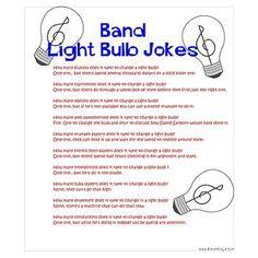 Band Jokes