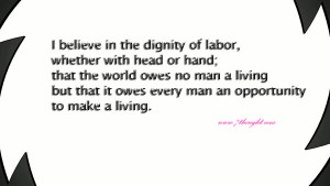 Labor Day Quotes